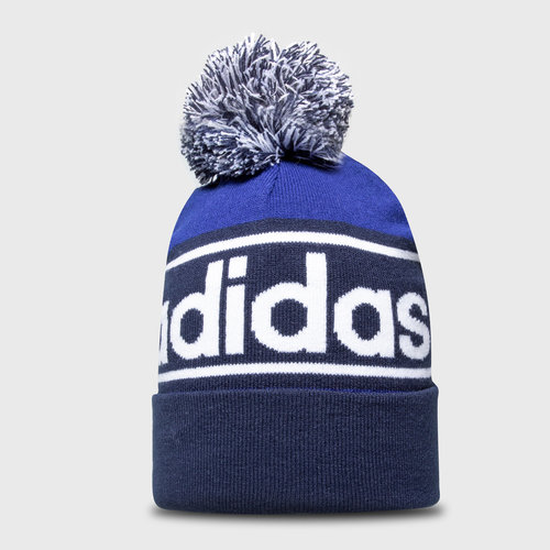Linear Woolie Bobble Hat