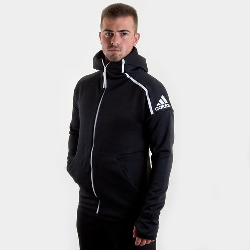 ZNE Full Zip Hooded Training Sweat