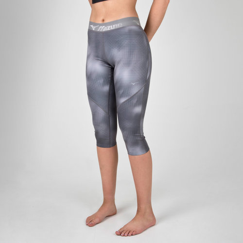 Impulse Ladies Printed 3/4 Training Tights