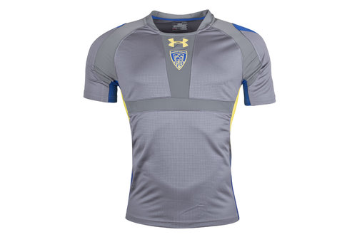 Clermont Auvergne 2014/15 Alternate Replica Rugby Shirt