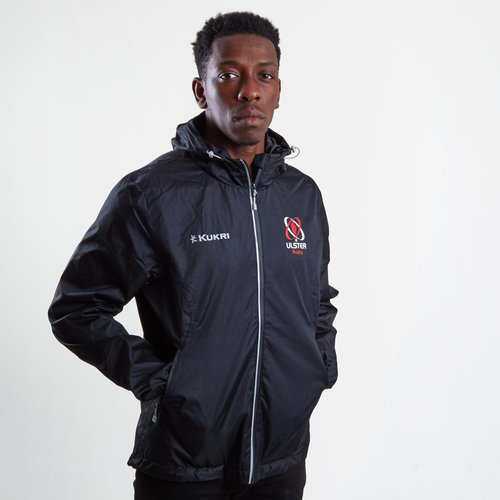 Ulster 2018/19 Players Rain Rugby Jacket