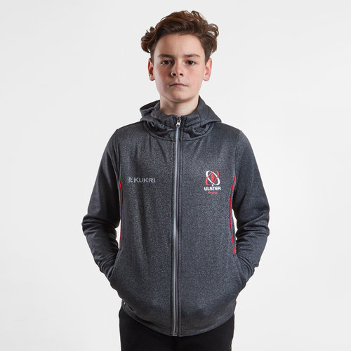 Ulster 2018/19 Youth Performance Hooded Rugby Sweat