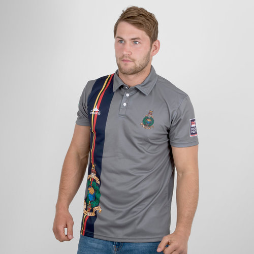 Royal Marines 2018/19 Rugby Polo Shirt