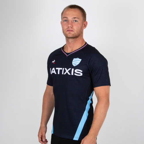 Racing 92 2018/19 3rd S/S Replica Rugby Shirt
