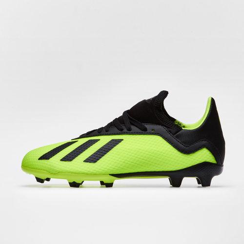 X 18.3 Kids FG Football Boots