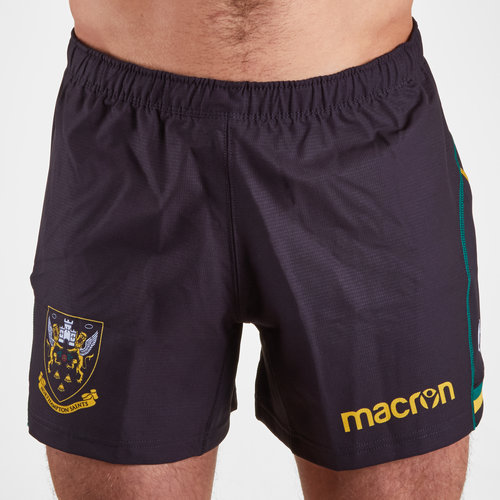 Northampton Saints 2018/19 Home Rugby Shorts