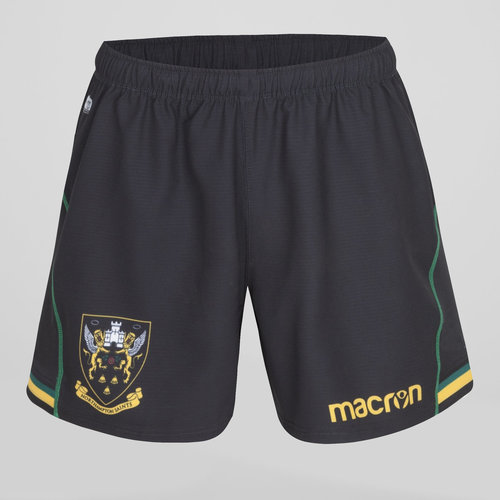 Northampton Saints 2018/19 Kids Home Rugby Shorts
