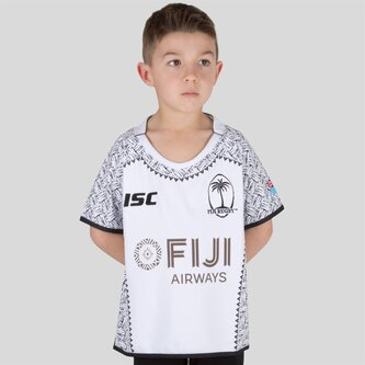 Fiji 7s 2018/19 Kids Home S/S Shirt