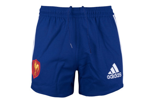 France Authentic Players Rugby Training Shorts