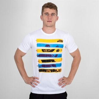Film Graphic T Shirt Mens