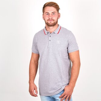 Andre Graphic Rugby Polo Shirt