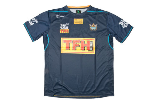 Gold Coast Titans 2018 NRL Rugby Training T-Shirt