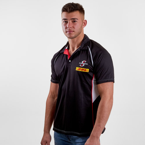 Stormers 2018 Alternate Super Rugby Players Polo Shirt