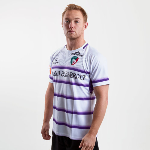 Leicester Tigers 2018/19 Alternate Replica Shirt