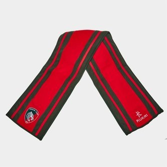 Leicester Tigers 2018/19 Supporters Rugby Scarf
