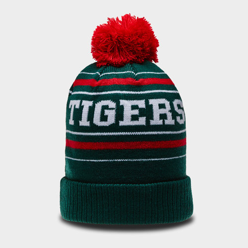 Leicester Tigers 2018/19 Rugby Bobble Hat