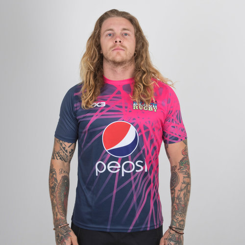 Majorca Beach 2018 Rugby T-Shirt