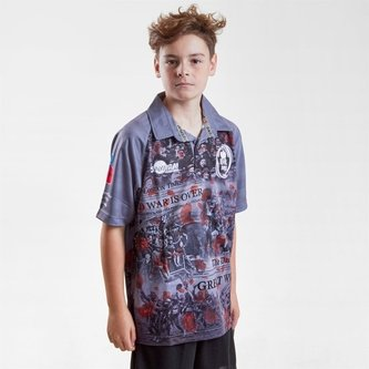 Army Rugby Union Kids WWI Commemorative Rugby Shirt