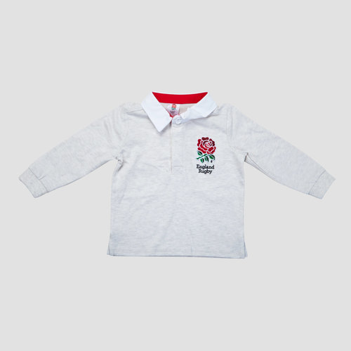 England 2018/19 Infant Classic L/S Rugby Shirt