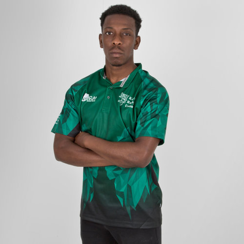Kenya 7s 2018/19 Alternate S/S Replica Rugby Shirt