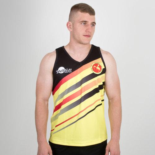 Uganda 7s 2018 RWC Rugby Training Vest