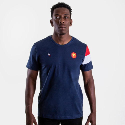 France 2018/19 Supporters Rugby T-Shirt