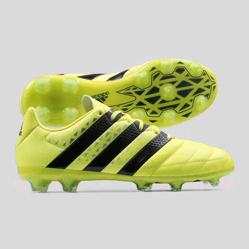 Ace 16.2 Leather FG Football Boots