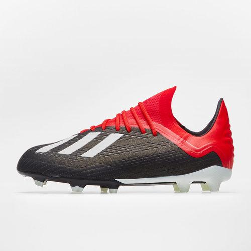 X 18.1 FG Kids Football Boots