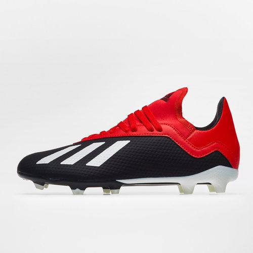 434b47b8e adidas X 18.3 FG Kids Football Boots