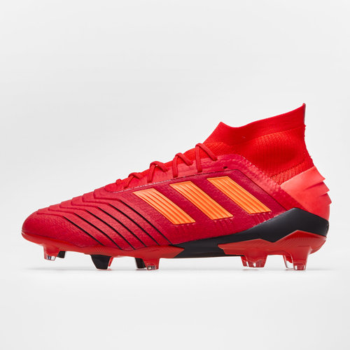 Predator 19.1 FG Football Boots Mens