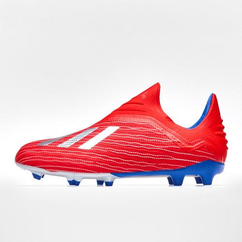 X 18+ FG Kids Football Boots