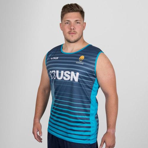 Worcester Warriors 2018/19 Sublimated Vest