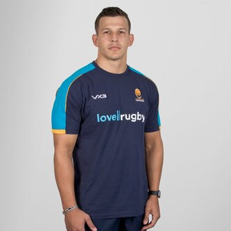 Worcester Warriors 2018/19 Pro Rugby T-Shirt