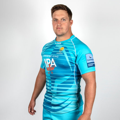 Worcester Warriors 2018/19 Alternate Players Rugby Shirt