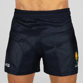 Worcester Warriors 2018/19 Home Players Rugby Shorts