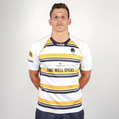 Worcester Warriors 2018/19 3rd Replica Rugby Shirt