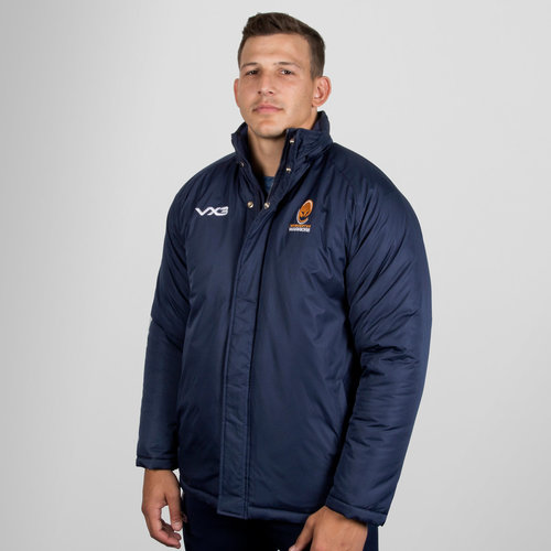 Worcester Warriors 2018/19 Pro Corporate Rugby Jacket