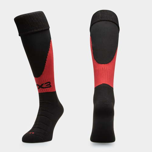Dragons 2018/19 Players Home Rugby Socks
