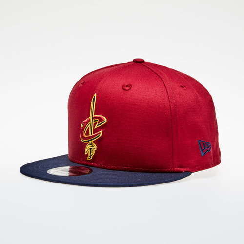 NBA Cleveland Cavaliers Team 9Fifty Snapback Cap