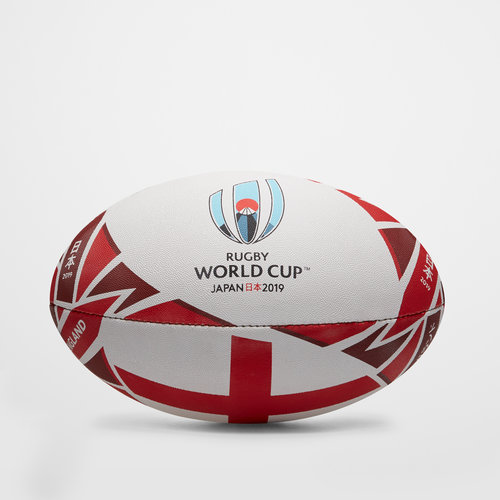 RWC 2019 England Official Replica Rugby Ball