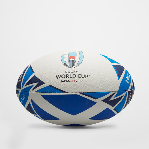 RWC 2019 Scotland Official Replica Ball