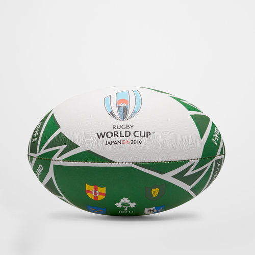 RWC 2019 Ireland Official Replica Rugby Ball