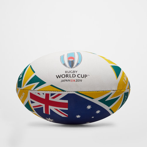 RWC 2019 Australia Official Replica Rugby Ball