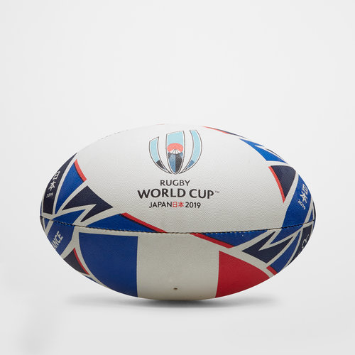 RWC 2019 France Official Replica Rugby Ball