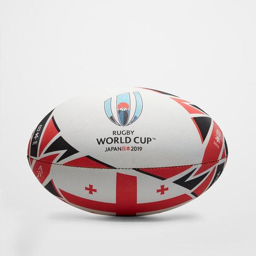 RWC 2019 Georgia Official Replica Ball