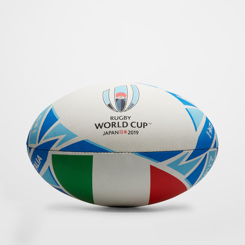 RWC 2019 Italy Official Replica Rugby Ball