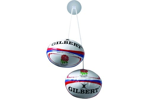International Window Dangle Rugby Balls