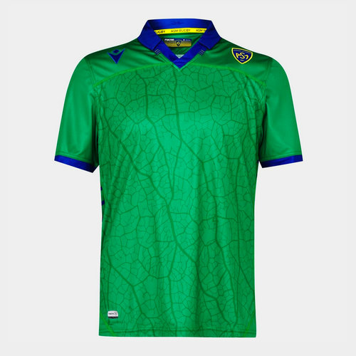 ASM Clermont Auvergne Third Shirt 2020 2021 Mens
