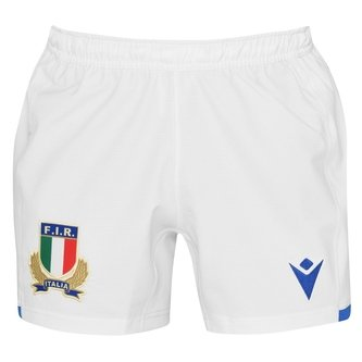 Italy 20/21 Home Playing Shorts Mens