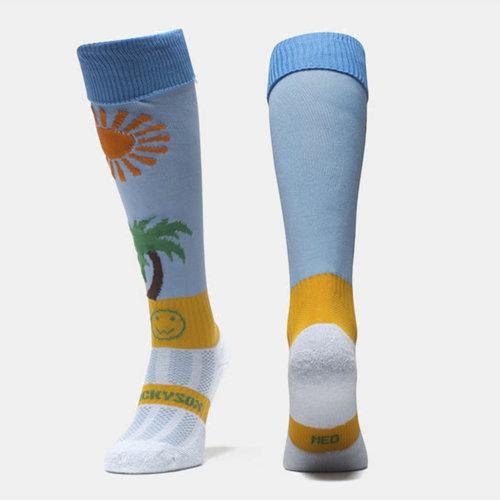 Wackysox Lifes a Beach Socks